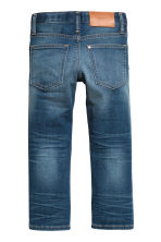 Super Soft Slim fit Jeans - Deniminsininen - Kids | H&M FI 3