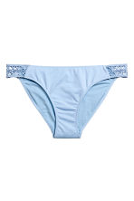 Bikini bottoms - Light blue - Ladies | H&M 2