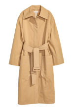 Trenchcoat - Beige -  | H&M GB 2