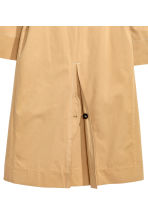 Trenchcoat - Beige -  | H&M GB 3