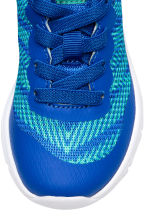 Mesh trainers - Cornflower blue - Kids | H&M 4