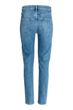Slim High Waist Jeans - Denim blue - Ladies | H&M 3