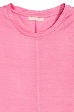Silk top - Pink - Ladies | H&M CA 3