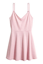 Short jersey dress - Light pink - Ladies | H&M 2