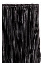Pleated trousers - Black - Ladies | H&M GB 3