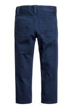 2-pack Trousers Regular fit - Dark blue/Grey -  | H&M CN 3