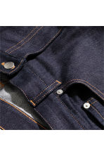 Selvedge jeans - Dark denim blue - Men | H&M 3