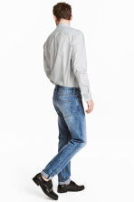 Selvedge jeans - Blue washed out - Men | H&M CN 4