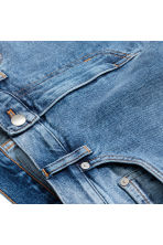 Selvedge jeans - Blue washed out - Men | H&M 2