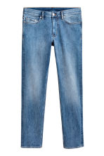 Selvedge jeans - Blue washed out - Men | H&M CN 2