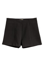 Shorts High waist - Svart - DAM | H&M FI 2