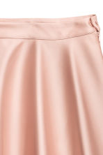 Flared skirt - Powder pink - Ladies | H&M 3