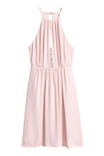 Dress with lace details - Light pink - Ladies | H&M 2