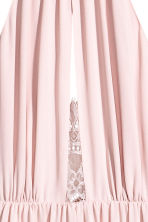 Dress with lace details - Light pink - Ladies | H&M 3