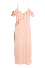 Abito in satin - Rosa cipria - DONNA | H&M IT 2