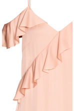 Abito in satin - Rosa cipria - DONNA | H&M IT 3