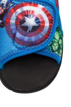 Scuba sandals - Blue/Avengers - Kids | H&M 4