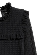 Textured-knit jumper - Black - Ladies | H&M 3