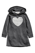 Dark grey/Heart