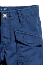 Cargo trousers - Dark blue - Kids | H&M 2