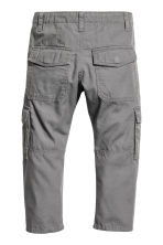 Cargo trousers - Dark grey - Kids | H&M 2