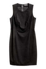 H&M+ Sleeveless dress - Black -  | H&M 2