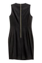 H&M+ Sleeveless dress - Black -  | H&M 3