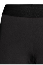 Short shorts - Black - Ladies | H&M 4