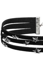 Choker - Black/Stars - Ladies | H&M 4