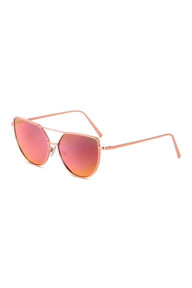 Sunglasses - Rose gold - Ladies | H&M CN 1