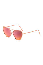 Sunglasses - Rose gold - Ladies | H&M 1