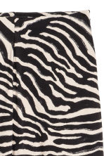 Patterned maxi skirt - Zebra print - Ladies | H&M 3
