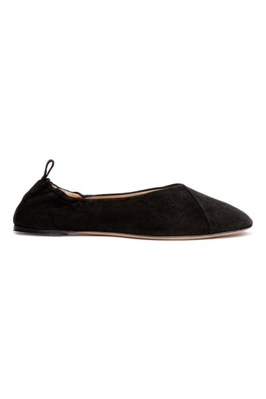 Ballet shoes - Black -  | H&M 1