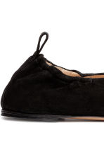 Ballet shoes - Black - Ladies | H&M 4
