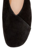 Ballet shoes - Black -  | H&M 3