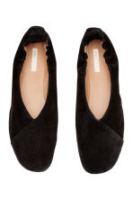 Ballet shoes - Black -  | H&M 2