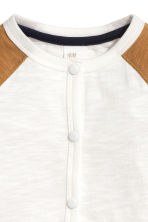 Jersey cardigan - White - Kids | H&M 2