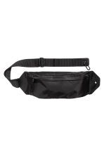 Nylon waist bag - Black - Men | H&M 1