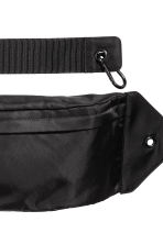 Nylon waist bag - Black - Men | H&M CN 2