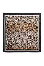 Scarf/Hairband - Leopard print - Ladies | H&M CN 2