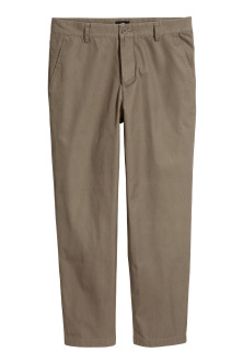 Spodnie chinos Relaxed fit