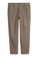 Chinos Relaxed fit - Khaki - Men | H&M CN 2
