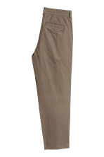 Chinos Relaxed fit - Khaki - Men | H&M CN 3