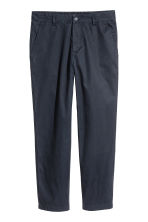 Chinos Relaxed fit - Dark blue - Men | H&M 2