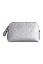 Makeup Bag - Silver - Ladies | H&M CA 1