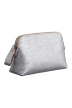 Makeup Bag - Silver - Ladies | H&M CA 2