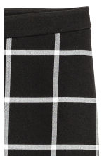 Checked pencil skirt - Black/Checked - Ladies | H&M 2