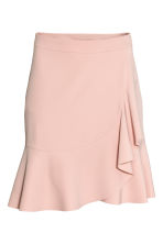 Flounced skirt - Light pink - Ladies | H&M 2