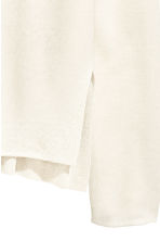 Fine-knit jumper - Natural white - Ladies | H&M 3
