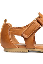 Tasselled sandals - Camel - Kids | H&M 5
